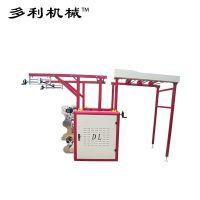 供应深圳胜彩SC-8101200织带双面热转移印花机