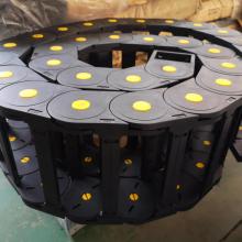 张家港弯管机45100工程塑料尼龙拖链