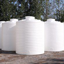 直销湖北10吨PE锥底水箱 加厚塑料桶