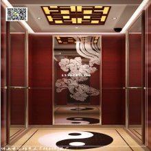 玫瑰红拉丝不锈钢电梯花纹板 酒店KTV不锈钢电梯装饰花纹板价格