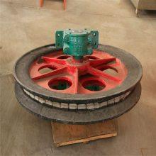 矿用1.6米游动天轮 矿用单绳天轮说明