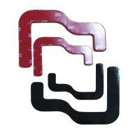 模切加工冲型3m 泡棉双面胶强粘性胶片 VHB红膜 EVA泡棉垫片各尺寸定制福永工厂创新高轻胶模切