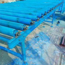 厂家定制滚筒生产输送线 电动升降滚筒输送机
