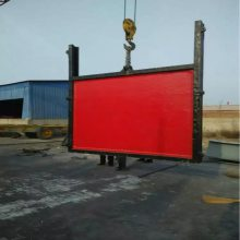 1.5*1.5米手动平板铸铁闸门-铸铁闸门安装详情