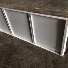 大量生产墙面铝单板 穿孔铝板 大小可定制