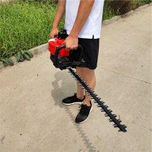 家用汽油绿篱修剪机 手持式绿篱剪枝机 小型轻便茶园修剪绿篱机