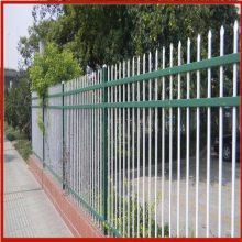蓝白锌钢护栏 锌钢护栏厚度 边框围栏网兴来