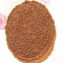 康达钢球厂家零售1mm-25mm实心铜珠开关电器导电精密铜球铜珠钢球