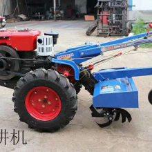 15马力手扶拖拉机 农用耕地机 果园手扶耕地犁地机
