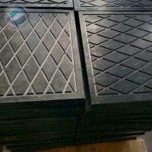 超高分子量聚乙烯板 泵车支腿垫板 高分子聚乙烯吊车支腿垫板