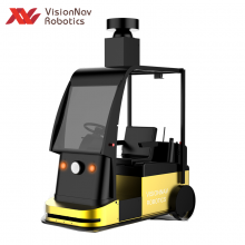 未来机器人VNQ40-03_室外长距离牵引拖挂车agv制造商 |在线咨询