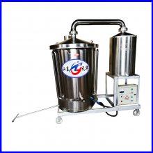 大型商用蒸酒机械 不锈钢烤酒锅