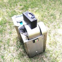 多功能切菜机 大葱切丝机 柠檬切片机 干净卫生切块机