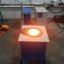 中频感应加热炉 中频熔铜炉价格?