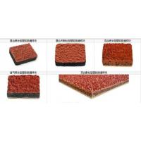 聚氨酯(PU)田径塑胶跑道 跑道生产新型材料 新国标材料厂家