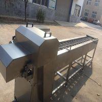 高效不锈钢鲜玉米切割机 玉米切割设备 玉米切段设备