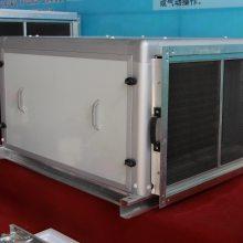 厂家直销组合式空调机组工业商用厂房通风设备远程射流式空调机组