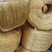 供应黄金绳电化铝绳压膜绳