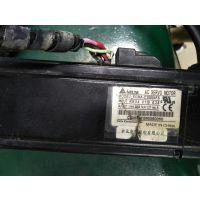 苏州台达伺服电机维修 ECMA-C30604FS 议价转子卡死