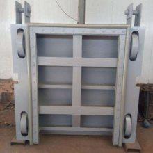 黑龙江1500*1500平面滑动钢闸门-钢制闸门批发价格