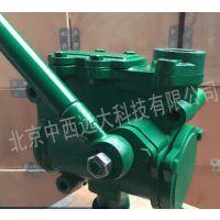 中西dyp 手摇油泵 /手摇水泵 (中西器材) 型号:M326712库号:M326712