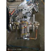 铸钢法兰抽气止回阀生产厂家