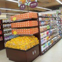 宁夏仓德仓储设备有限公司超市货架