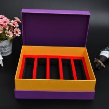 深圳定制茶叶天地盖礼品盒,烫金化妆品盒子,保健品包装盒印刷定制