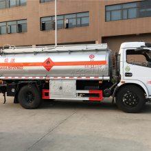 现车供应东风多利卡加油车 3吨蓝牌加油车 湖北油罐车价格