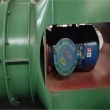 煤矿用KCS-310LZ湿式螺弦除尘风机 11千螺弦瓦除尘风机