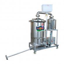 电气两用生料白酒酿酒设备