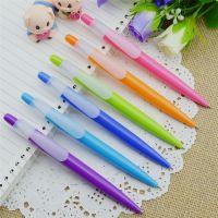 圆珠笔厂家货比三家低价促销广告圆珠笔定制0.32元可混色定制
