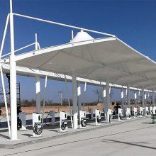 设计安装银川SF-MJG0309充电桩新型停车棚 遮阳篷 防雨篷(物美价廉)
