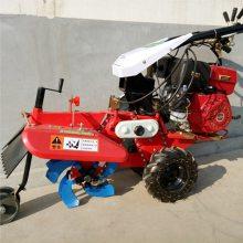 亚博国际真实吗机械 大葱种植机器 多功能开沟培土机 蔬菜种植小型开沟培土机 价格