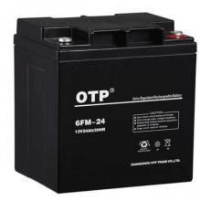 OTP蓄电池6FM-24广州OTP蓄电池12V24AH