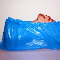 实用环保家居日用品 地摊货源 小巧简单实用一次性鞋套10只装混批