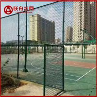 【联舟】跑道外围铁丝网求购 塑胶跑道外围网专业生产厂家