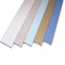 广东厂家直销 C型铝扣板 S型条扣铝亚博游戏在线客服 规格定制