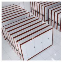 江西厂家直销电动智能密集架全钢制移动轨道档案室密集柜可定制