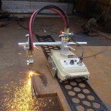 路邦机械CG1-30火焰切割机 单头火焰切割机 钢板切割小车厂家