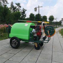 高压远程推车式喷雾器 果园杀虫打药机 葡萄园灭虫杀虫打药机