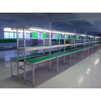 供应皓诚铝型材组装线 独立工作台生产流水线