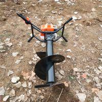 2019全新植树挖坑机 栽树种植挖坑机 乐丰牌