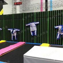 大型蹦床设备 蹦床厂家定制 抖音网红蹦床 儿童游乐设备 北京同兴伟业直销