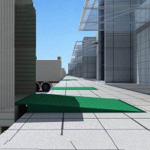 固定式登车桥8/10吨 固定式液压装卸平台 仓储物流月台 装卸平台