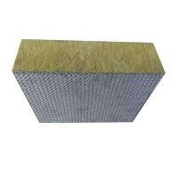 九江憎水岩棉复合板6cm/ 隔音高密度岩棉复合板 经销供应商