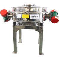 1200型直排式振动筛,化工添加剂直排筛,粉状物料筛分机先锋供应