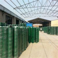 圈地围栏网 养殖护栏网 绿色铁丝网厂家