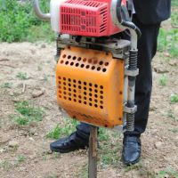 手提式快速起树机 带土球移树机 便携式小型园林挖树机