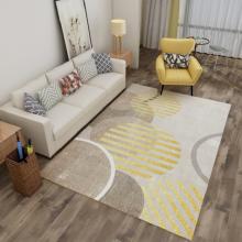 地毯打印机 防滑脚垫平板大幅面彩印机 理光G5皮革logo图案打印机